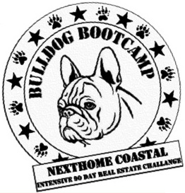 NextHome Coastal's Bulldog Bootcamp